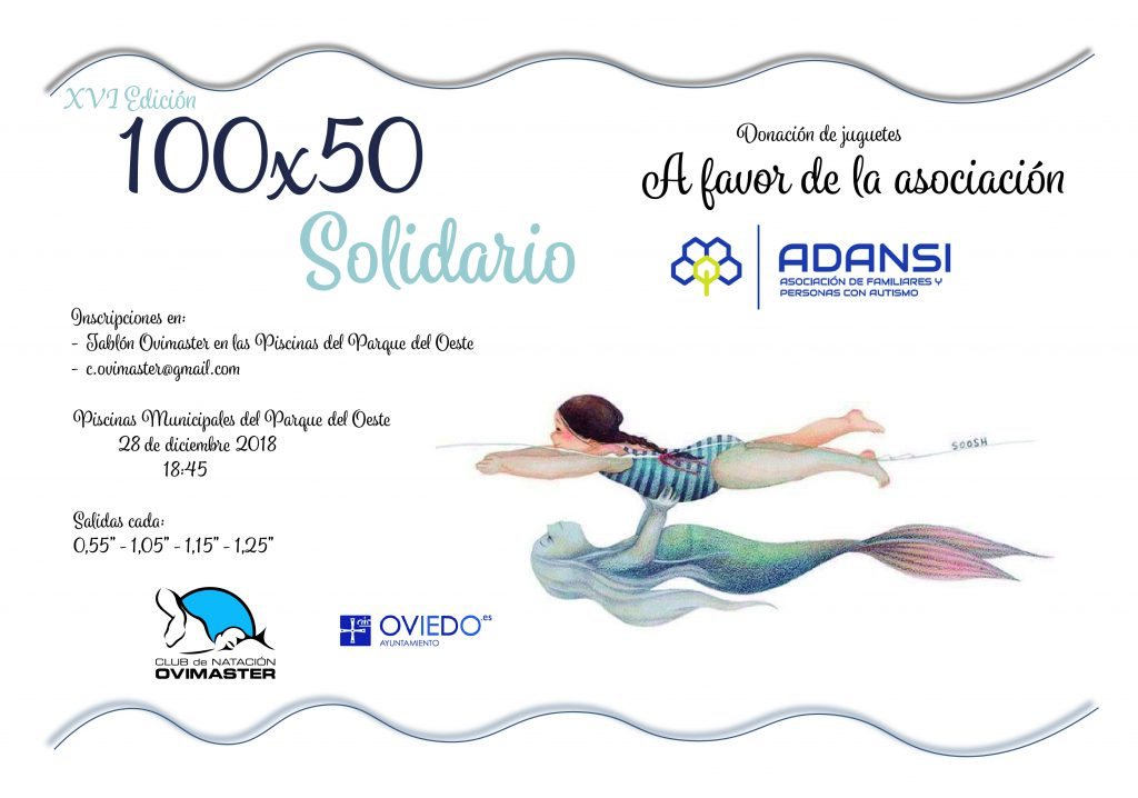 100x50 Solidario 2018